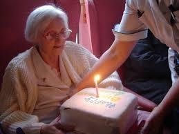 old lady birthday