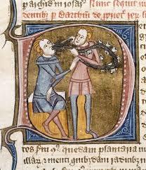 medieval dentist